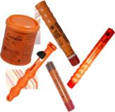 Seenotsignalmittel, Fallschirmrakete, Handfackel, Rauchtopf