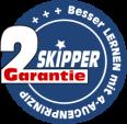 2 Skipper Garantie, Ausbildung mit zwei Skippern   SKS SSS Skippertraining Segel-Praxis