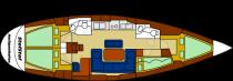 Segelyacht StefStef | Ostsee | Segelausbildung | Prüfungstörn