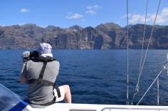 Gran Canaria, Kanarische Inseln, Segeln im Winter, SKS Praxis und SKS Theorie