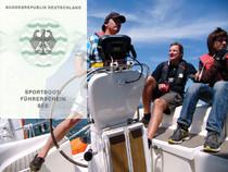 SBF See Sportbootführerschein See Kobination mit SKS Theorie und Praxis