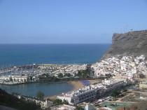 Segelschule Gran Canaria, Puerto de Mogan im Süd-Westen auf Gran Canaria